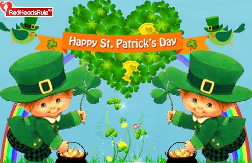 Happy St. Patrick's Day 2017 Blessing Card