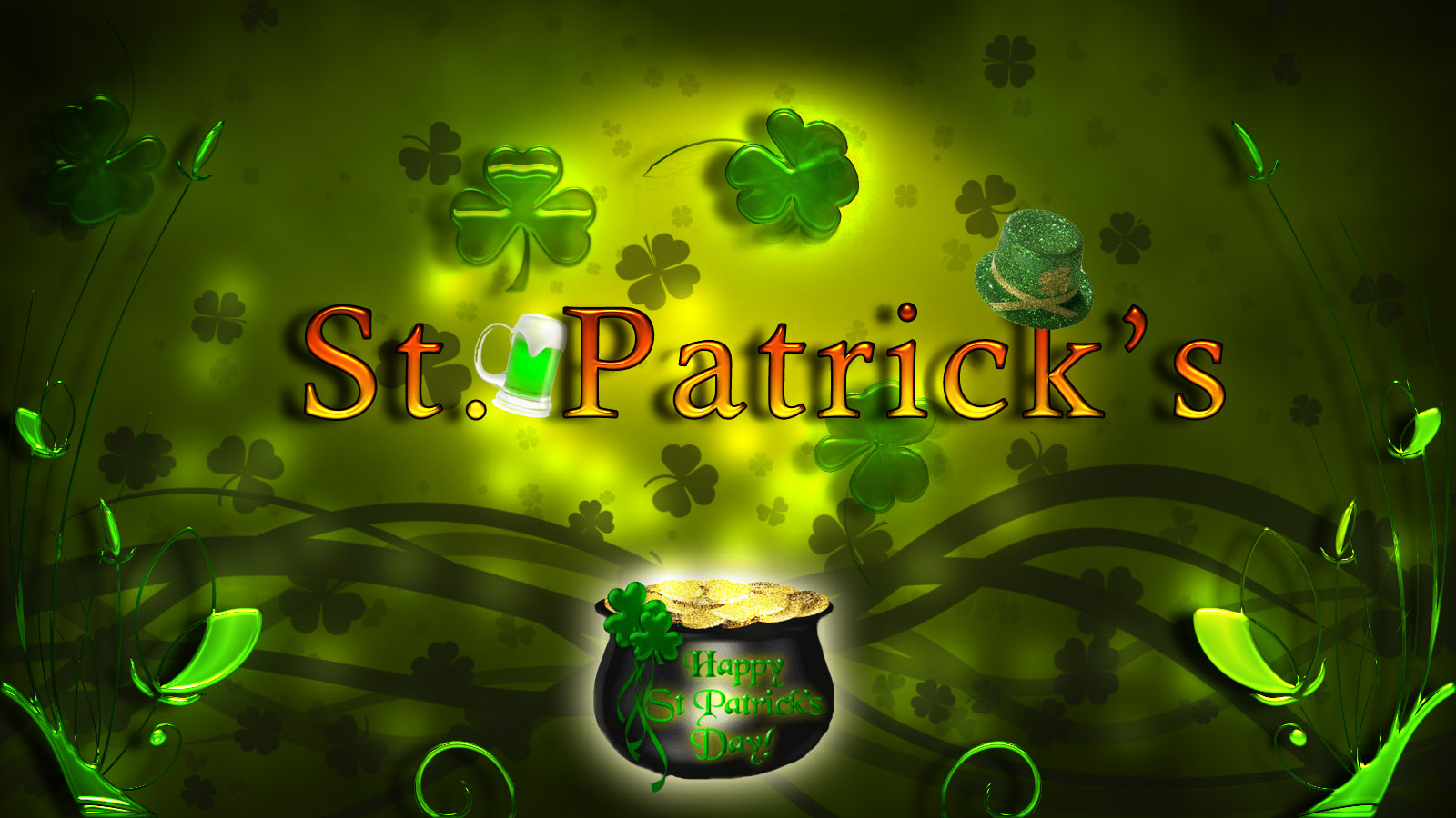 Happy St. Patrick's Day 2017 Image for Whatsapp
