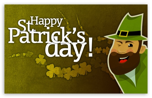 Saint Patrick's Day 2017 HD Wallpapers free download