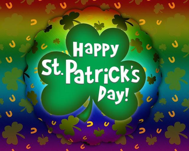 St. Patrick's Day 2017 Whatsapp DP