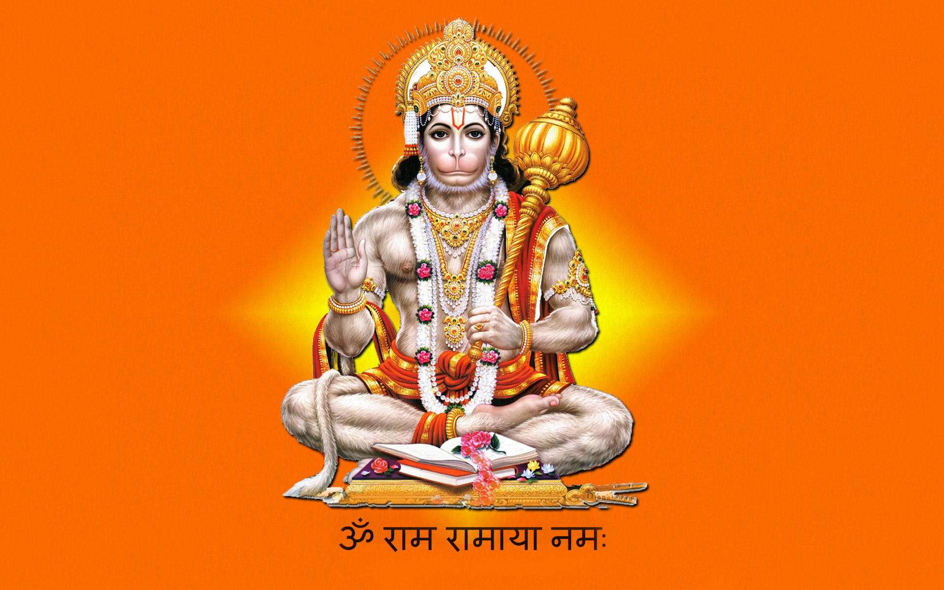 Hanuman Jayanti 2017 Image for Whatsapp