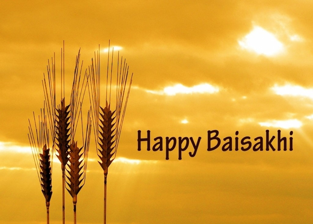 Happy Baisakhi 2017 HD Photos