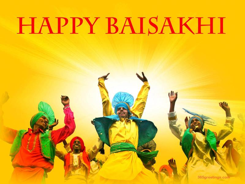 Happy Baisakhi 2017 Images for Facebook