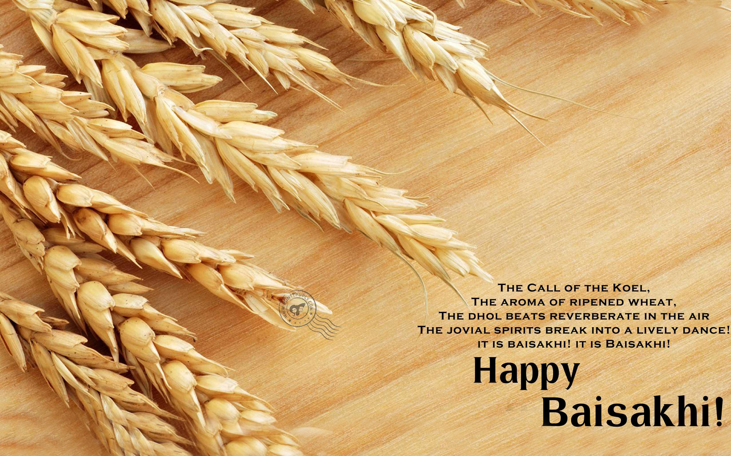 Happy Baisakhi 2017 Wallpaper free download