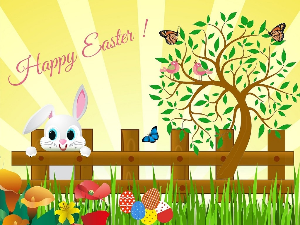 Happy Easter 2018 Images for Whatsapp