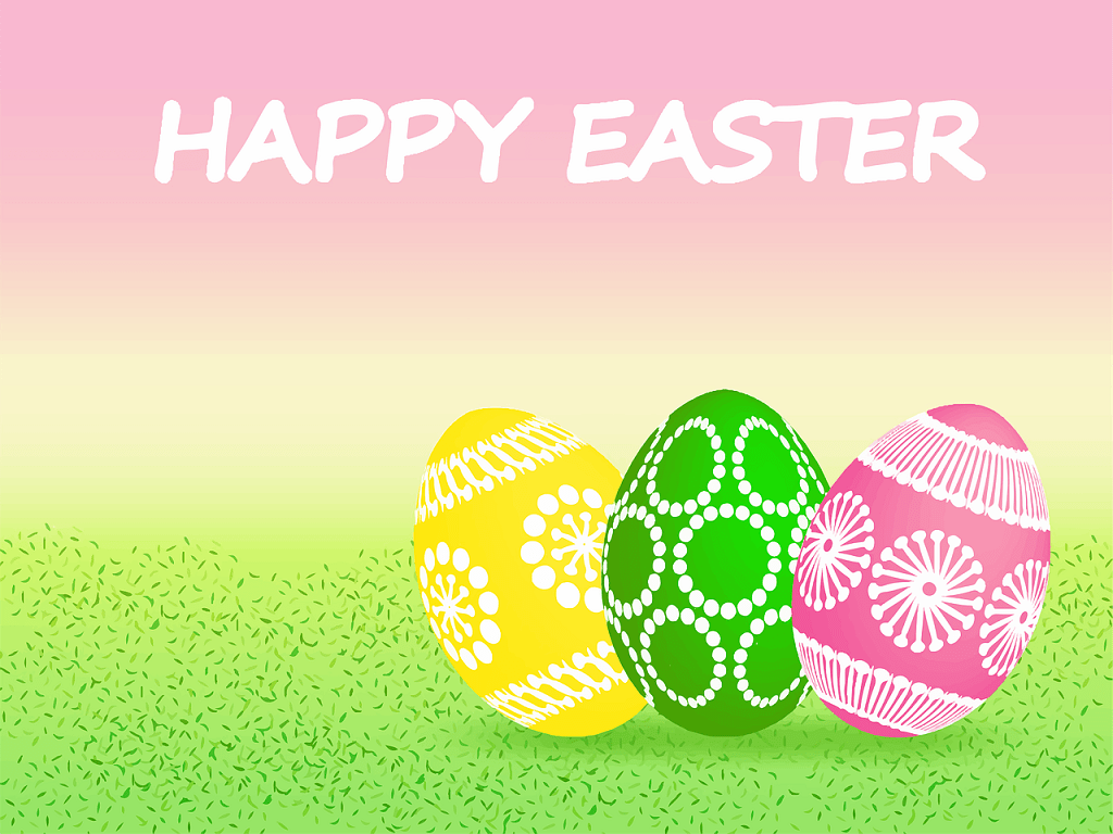 Happy Easter 2018 Wallpaper