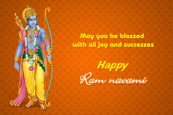 Ram Navami 2017 Image for Whatsapp