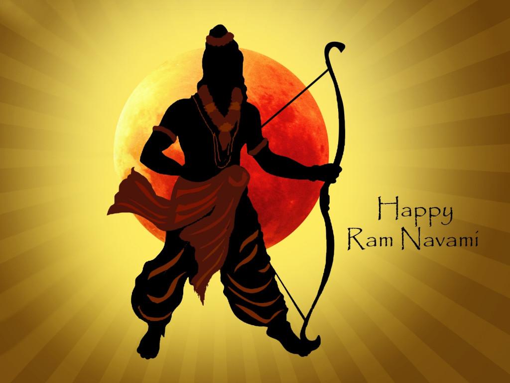 Ram Navami 2017 Whatsapp DP