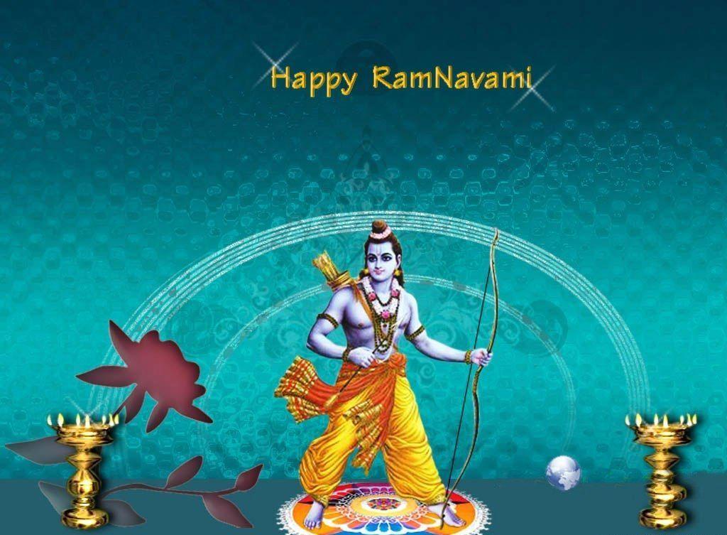 Ram Navami 2017 Whatsapp Profile