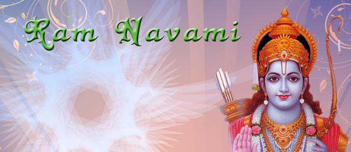 Ram Navami HD Banner