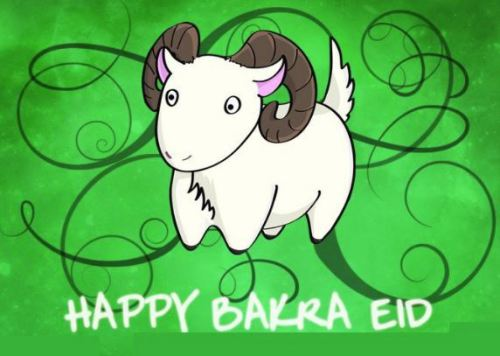 Bakri Eid DP For Whatsapp