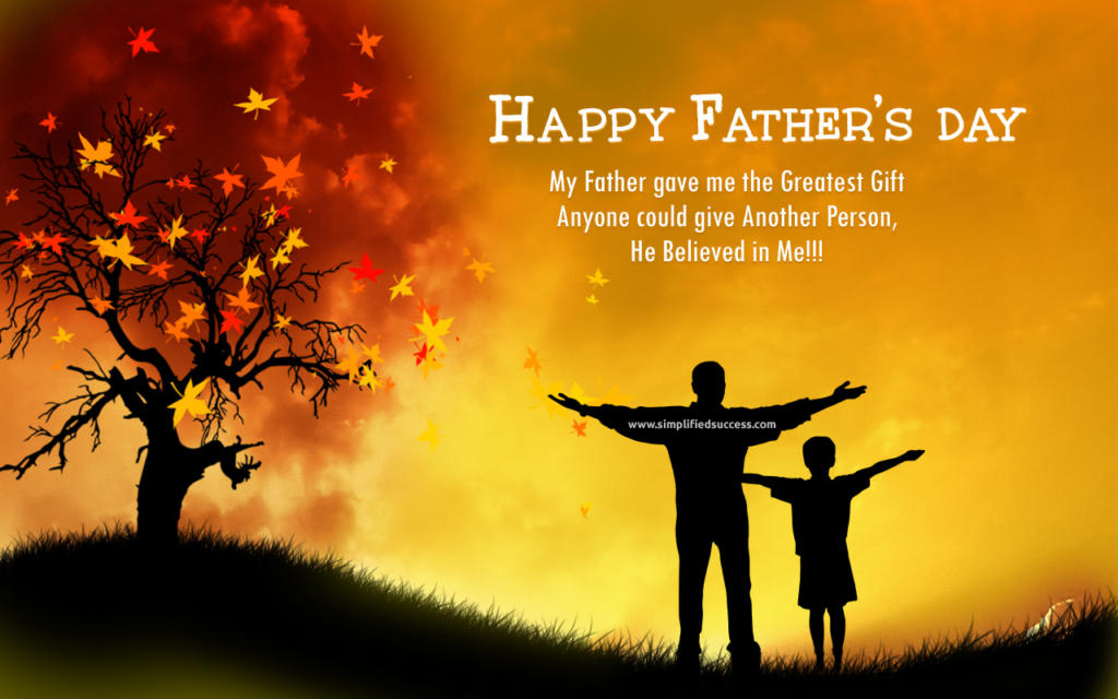 Happy Fathers Day 2018 Image for Facebook