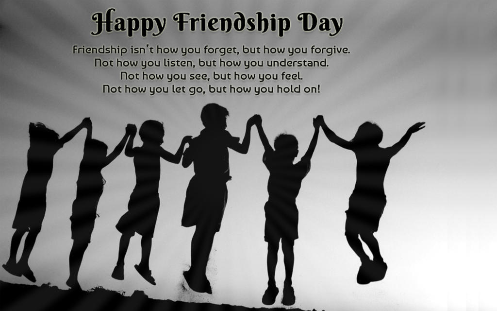 Happy Friendship Day 2019 Wallpapers free download