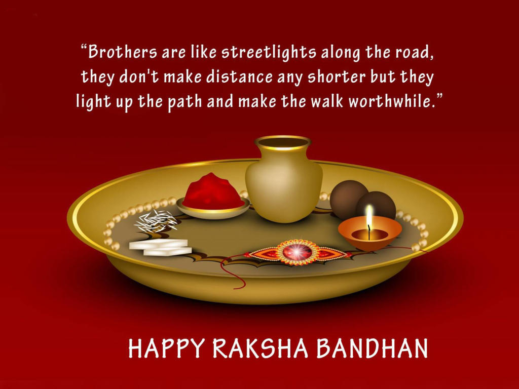 Raksha Bandhan 2018 DP for Whatsapp