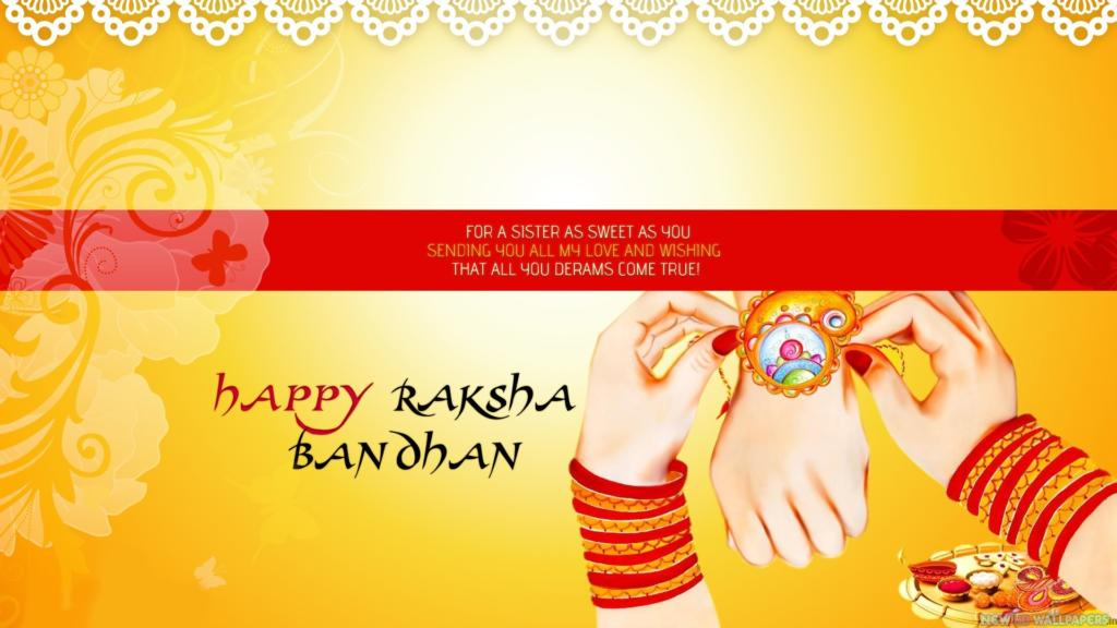 Raksha Bandhan 2018 HD Wallpapers