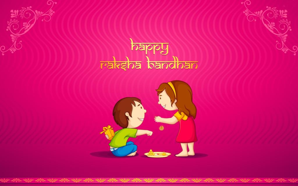 Raksha Bandhan 2018 Image for Facebook