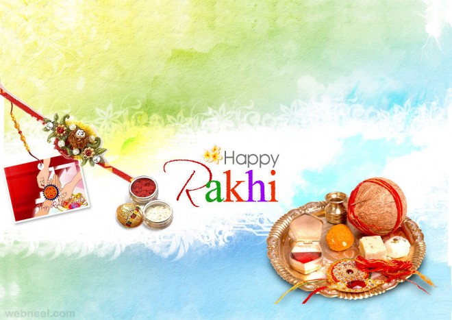 Raksha Bandhan 2018 Wallpaper free download