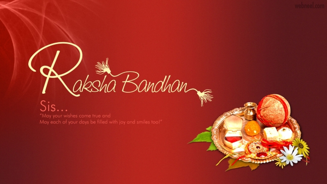 Raksha Bandhan 2018 Wallpaper