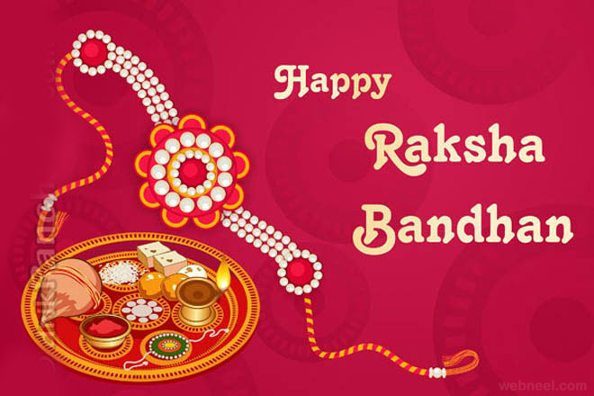 Rakhi Card Designs