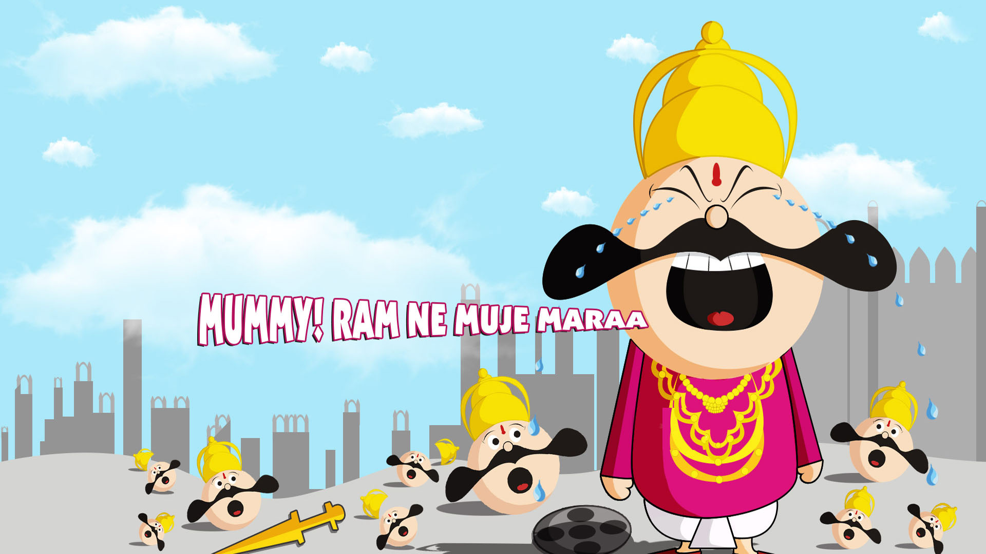 Happy Dussehra Funny Messages