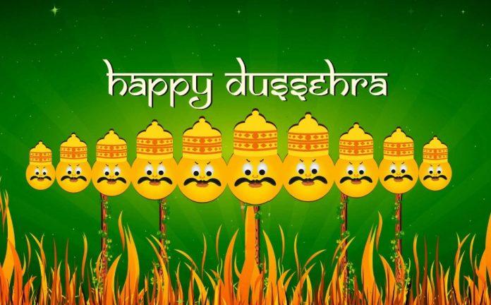 Happy Dussehra WhatsApp Status