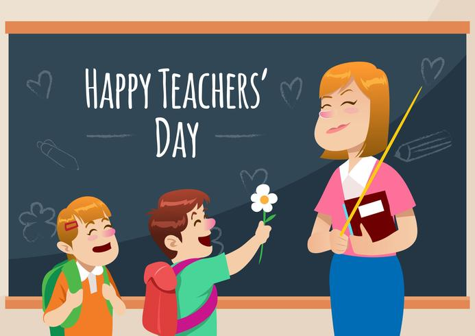 Teacher's Day Image