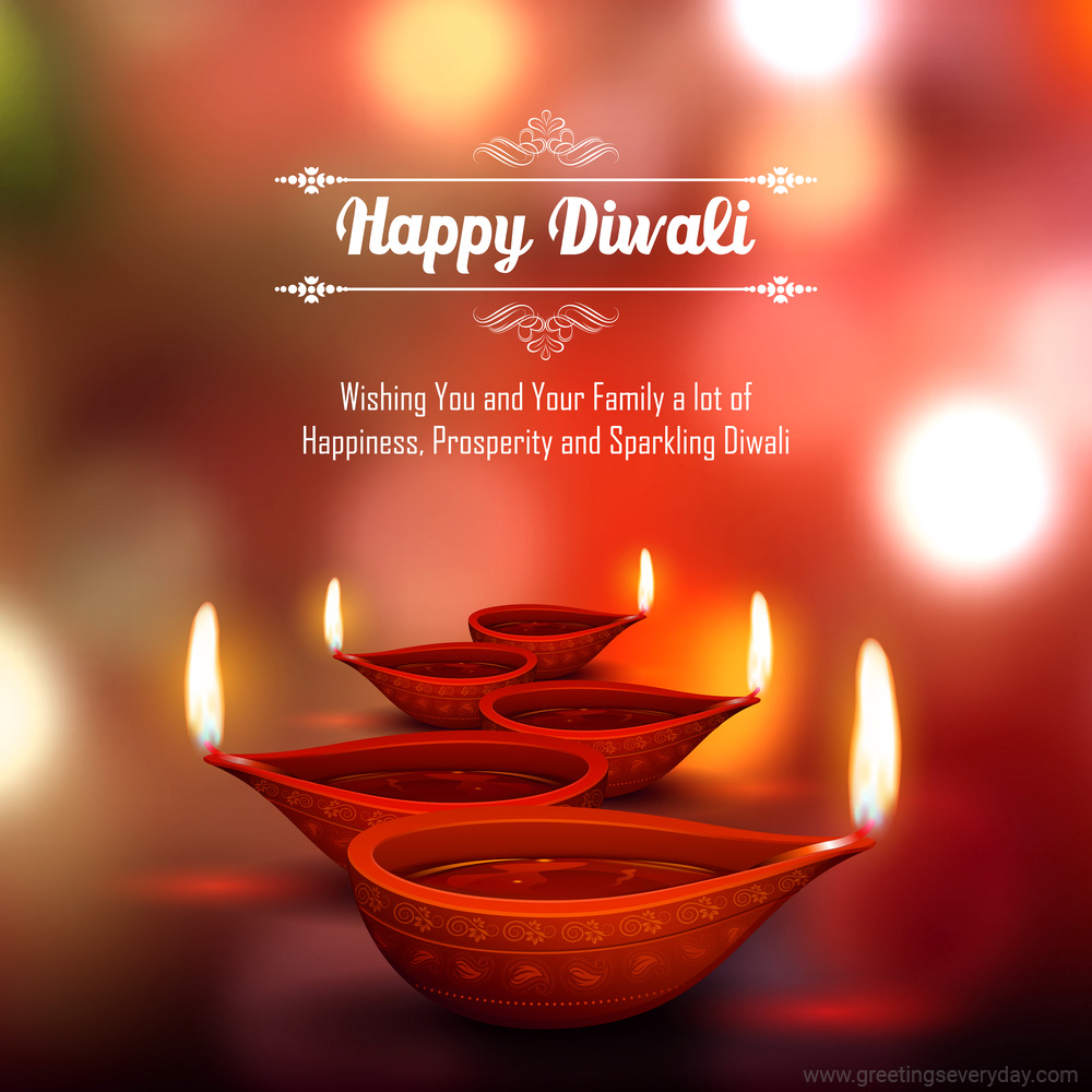 Happy Deepavali 2018 Images