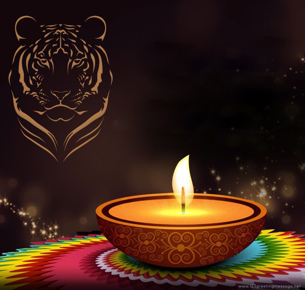 Happy Vagh Baras Image